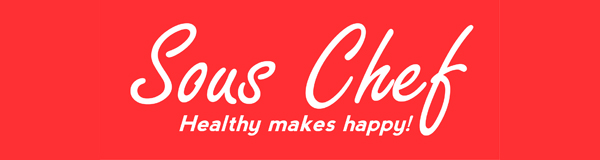 Sous Chef logo - Sous Chef, healthy makes happy